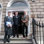 O podatkach w Irlandii z ministrem Rostowskim