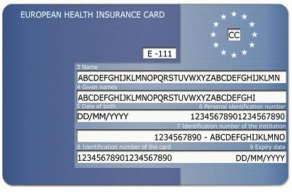 Karta Ehic W Irlandii Jak Ja Zdobyc Podatki Ie